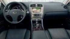 Фото салона Lexus IS