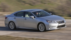 Фото экстерьера Lexus ES