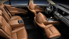 Фото салона Lexus LS