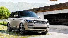 Фото экстерьера Land Rover Range Rover