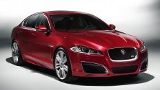 Фото экстерьера Jaguar XFR
