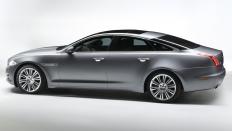Фото экстерьера Jaguar XJ