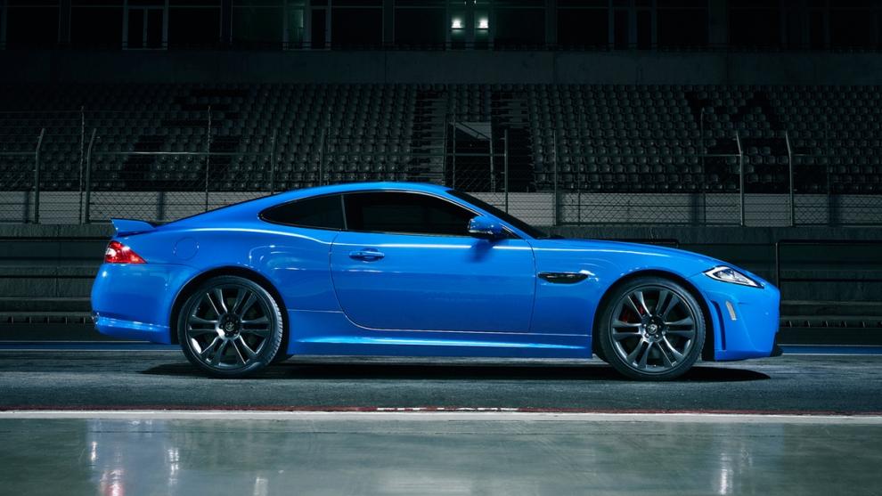 Фото Jaguar XKR-S