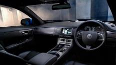 Фото салона Jaguar XFR-S (2013)
