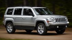 Фото экстерьера Jeep Liberty