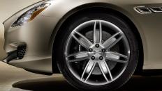Фото экстерьера Maserati Quattroporte
