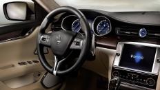 Фото салона Maserati Quattroporte