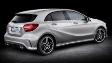 Фото экстерьера Mercedes-Benz A-Класс