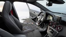 Фото салона Mercedes-Benz A-Класс