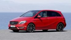 Фото экстерьера Mercedes-Benz B-Класс