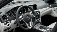Фото салона Mercedes-Benz C-Класс