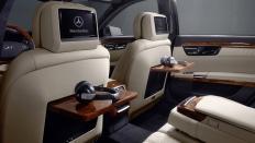 Фото салона Mercedes-Benz S-Класс (2005)