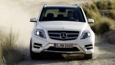 Фото экстерьера Mercedes-Benz GLK-Класс