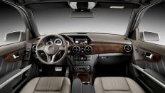 Фото салона Mercedes-Benz GLK-Класс