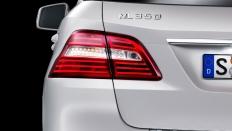 Фото экстерьера Mercedes-Benz M-Класс