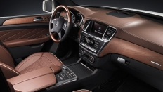 Фото салона Mercedes-Benz M-Класс