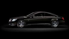 Фото экстерьера Mercedes-Benz CL-Класс