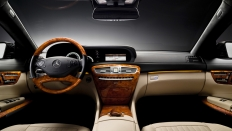 Фото салона Mercedes-Benz CL-Класс