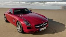 Фото экстерьера Mercedes-Benz SLS AMG