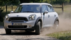 Фото экстерьера Mini Cooper SD Countryman All4