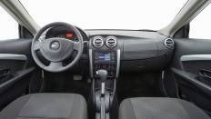 Фото салона Nissan Almera Comfort