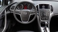 Фото салона Opel Astra
