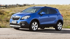 Фото экстерьера Opel Mokka