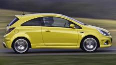 Фото экстерьера Opel Corsa OPC