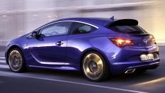 Фото экстерьера Opel Astra OPC