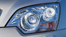 Фото экстерьера Opel Antara