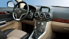 Фото салона Opel Antara