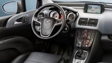 Фото салона Opel Meriva / бензиновый / 1.4л. / 120л.с. / автомат