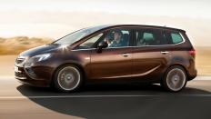 Фото экстерьера Opel Zafira Tourer