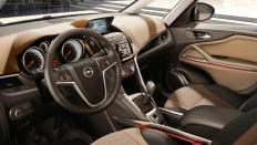 Фото салона Opel Zafira Tourer