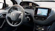 Фото салона Peugeot 208