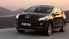 Фото экстерьера Peugeot 3008