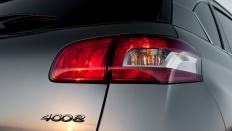 Фото экстерьера Peugeot 4008