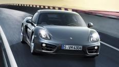 Фото экстерьера Porsche Cayman