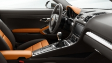 Фото салона Porsche Cayman