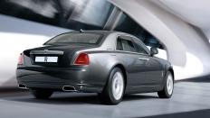 Фото экстерьера Rolls-Royce Ghost