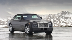 Фото экстерьера Rolls-Royce Phantom