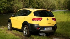 Фото экстерьера SEAT Altea Freetrack