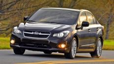 Фото экстерьера Subaru Impreza