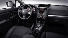 Фото салона Subaru Impreza
