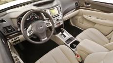 Фото салона Subaru Legacy (Субару Легаси) / YF<br><span> 2.5 / 265л.с. / Вариатор / Полный привод</span>