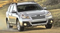 Фото экстерьера Subaru Outback