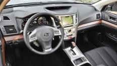 Фото салона Subaru Outback