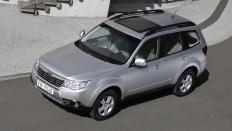 Фото экстерьера Subaru Forester