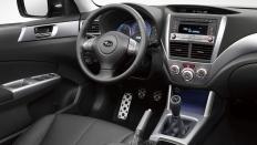 Фото салона Subaru Forester