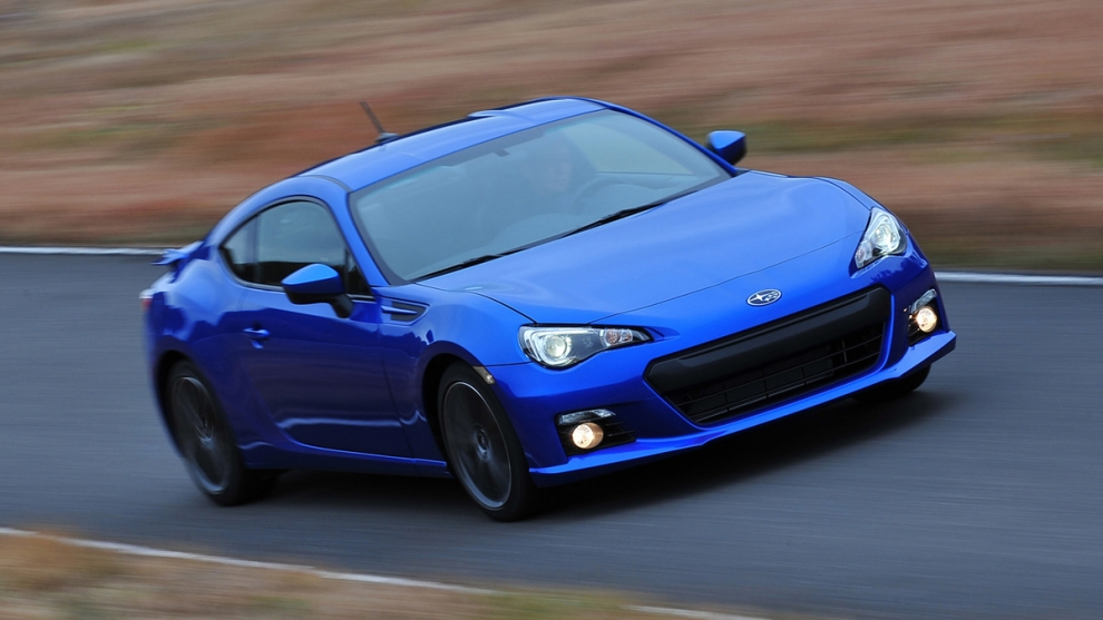 Фото Subaru BRZ